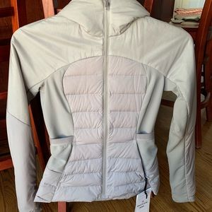 BRAND NWT Lululemon Down For It All Jacket SZ 4